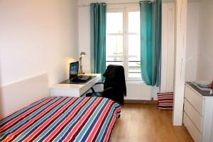 Résidence étudiante de France - Chambre meublée Compiègne N°4