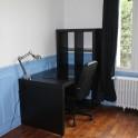 Résidence étudiante Foch - Chambre meublée à Compiègne N°4 - Bureau