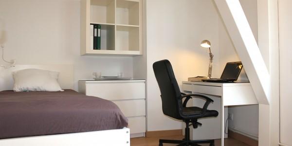 Résidence étudiante de France - Chambre meublée Compiègne N°8