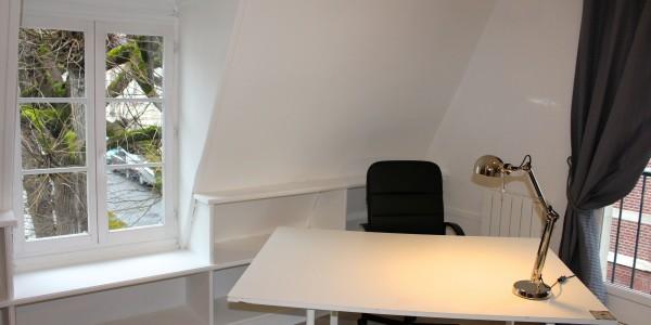 Mini Résidence Jacquet - Chambre 1 - Bureau